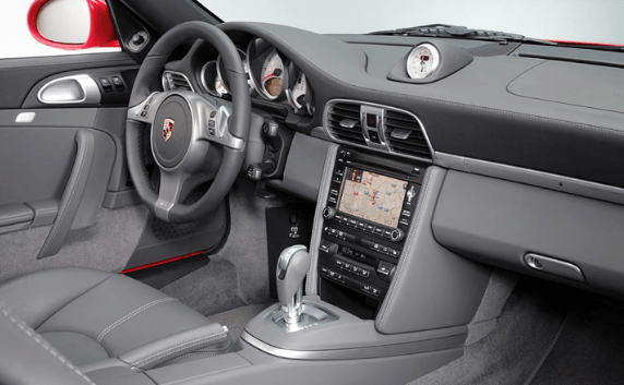 2009 Porsche 911 Interior and Redesign