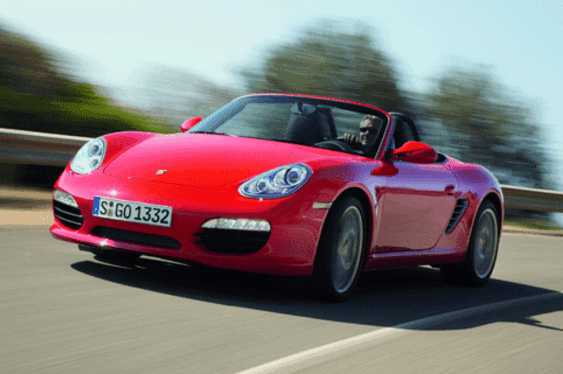 2009 Porsche Boxster Owners Manual and Concept