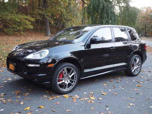 2009 Porsche Cayenne Owners Manual and Concept