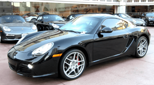 2009 Porsche Cayman Owners Manual and Concept