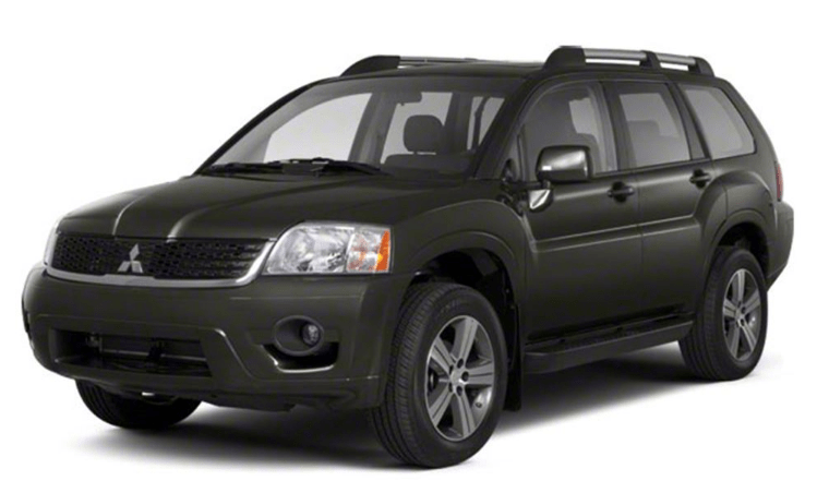 2011 Mitsubishi Endeavor Owners Manual