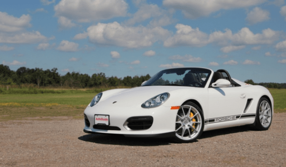 2011 Porsche Boxster Spyder Owners Manual and Concept