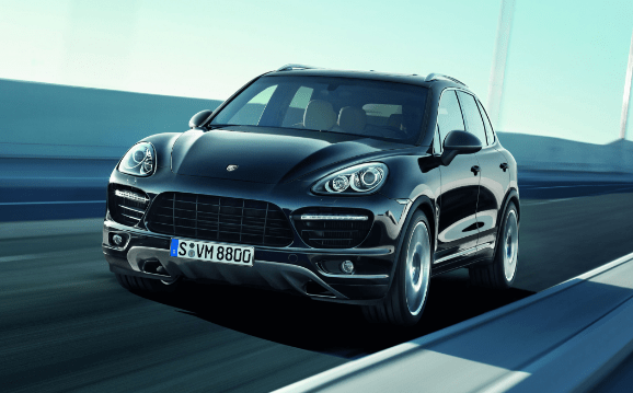 2011 Porsche Cayenne Owners Manual and Concept