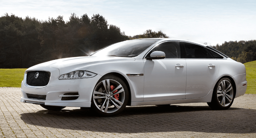 2012 Jaguar XJ Concept and Owners Manual