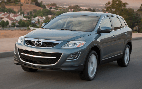 2012 Mazda CX-9 Owners Manual and Concept