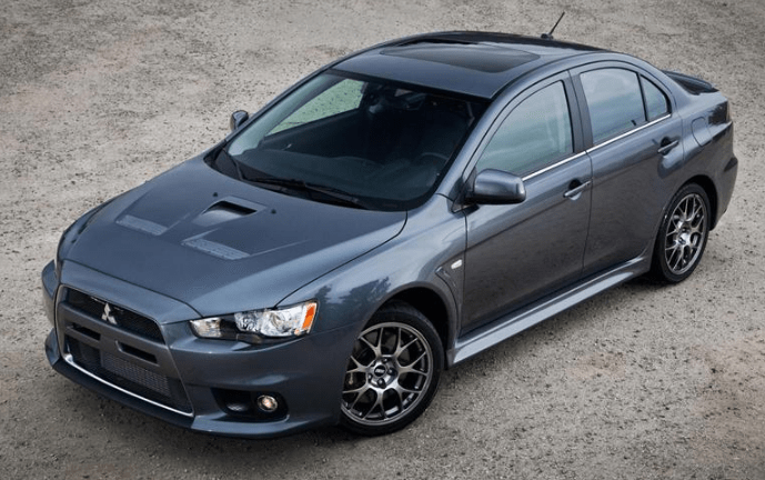 2012 Mitsubishi Lancer Evolution Concept and Owners Manual