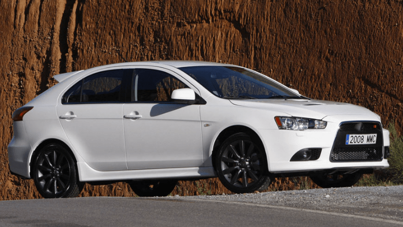 2012 Mitsubishi Lancer Sportback Concept and Owners Manual