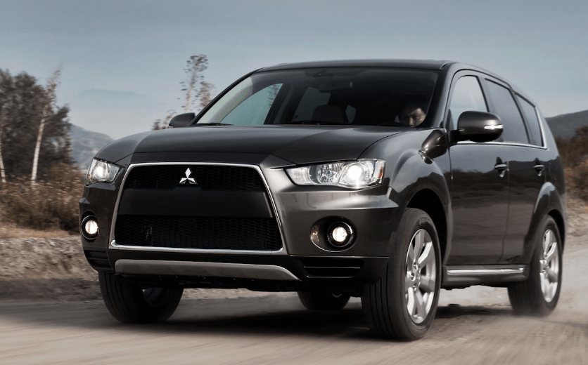 2012 Mitsubishi Outlander Concept and Owners Manual