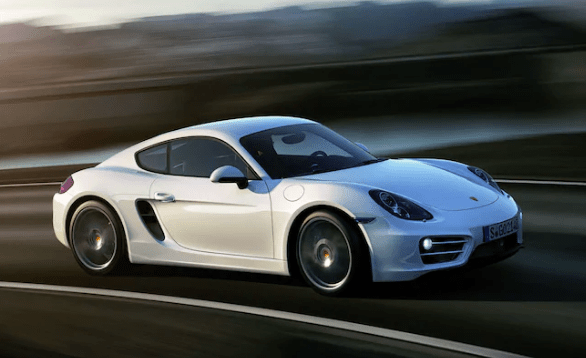 2012 Porsche Cayman Owners Manual
