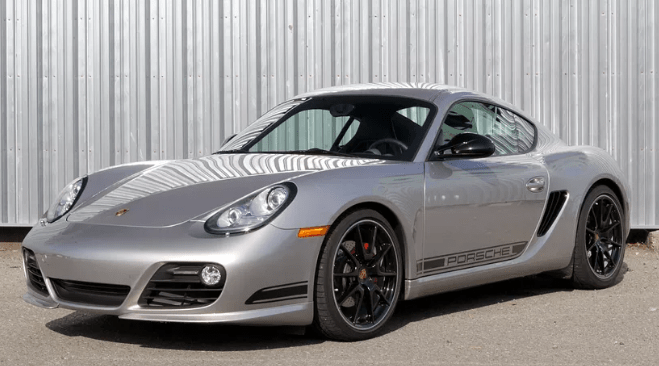 2012 Porsche Cayman R Owners Manual and Concept