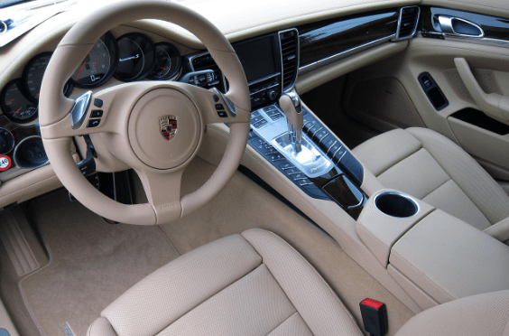 2012 Porsche Panamera Interior and Redesign