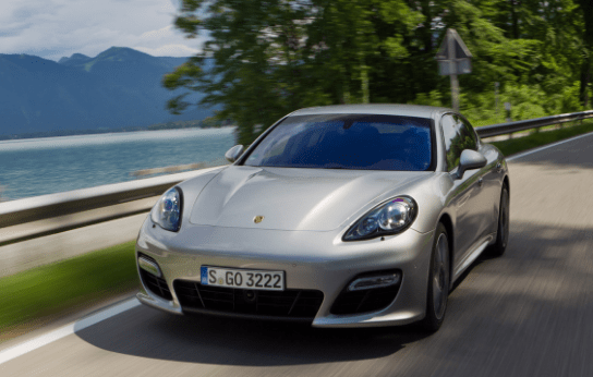 2012 Porsche Panamera Turbo S Owners Manual and Concept