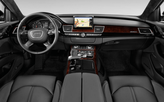 2013 Audi A8 Interior and Redesign