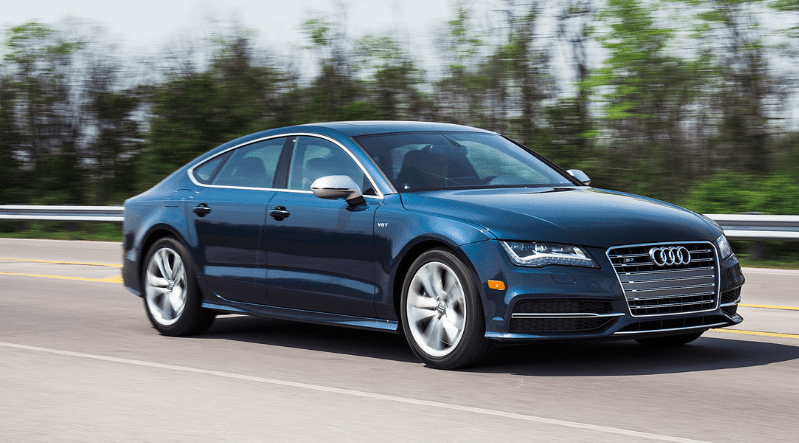 2013 Audi S7 Concept and Owners Manual