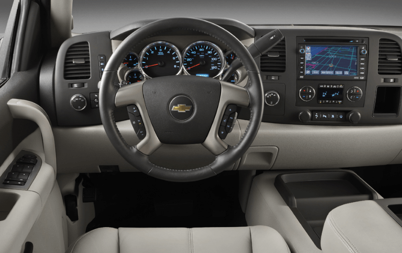 2013 Chevrolet Silverado Hybrid Interior and Redesign