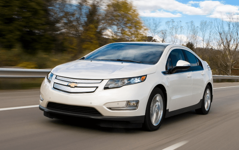 2013 Chevrolet Volt Concept and Owners Manual