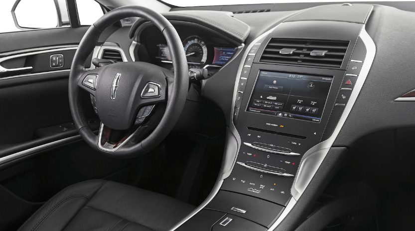 2013 Lincoln MKS Interior and Redesign