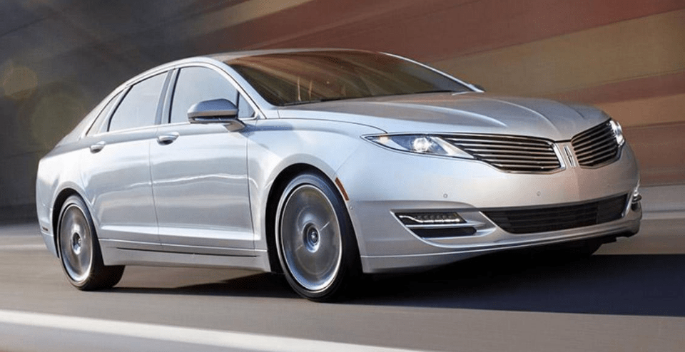 2013 Lincoln MKZ Hybrid Concept and Owners Manual
