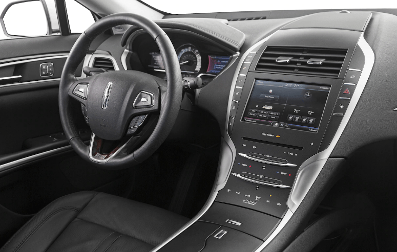 2013 Lincoln MKZ Hybrid Interior and Redesign