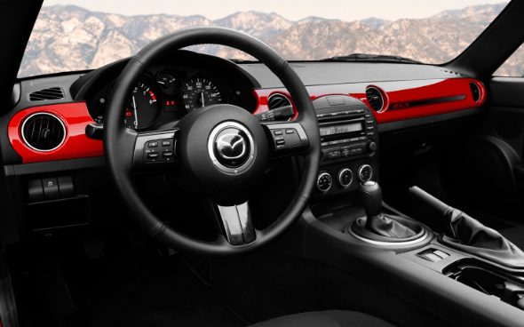 2013 Mazda MX-5 Miata Interior and Redesign