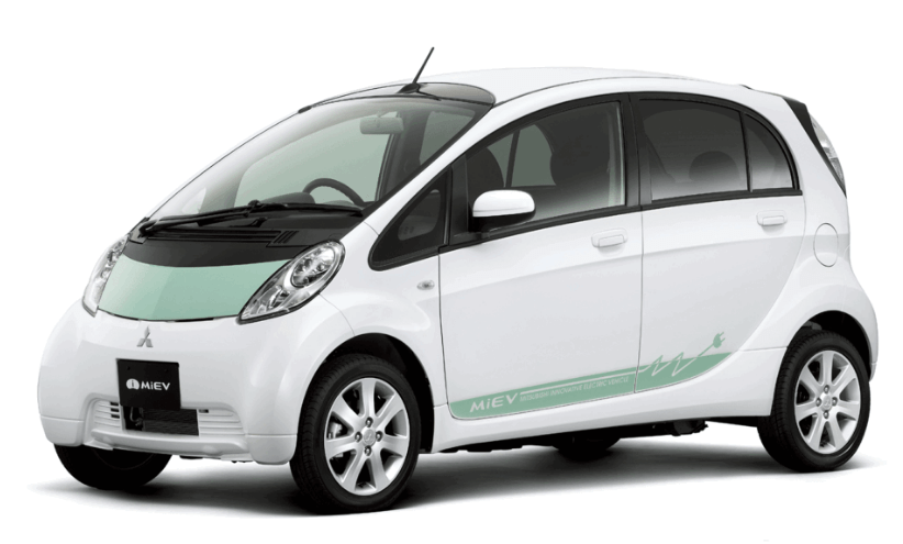 2013 Mitsubishi i-MiEV Concept and Owners Manual