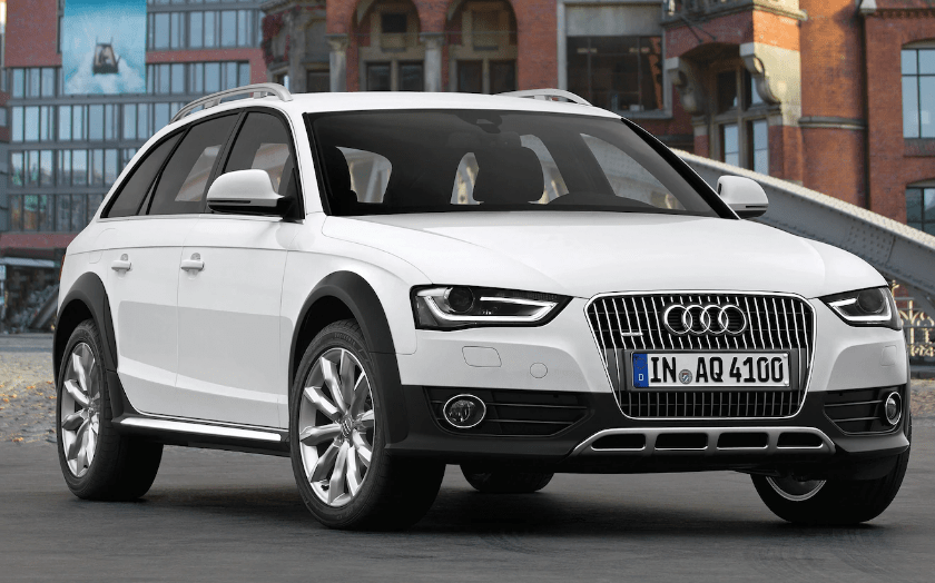 2014 Audi Allroad Concept and Owners Manual