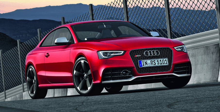 2014 Audi RS5 Concept and Owners Manual