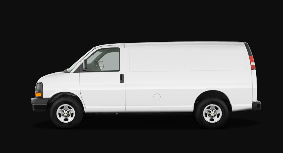 2014 Chevrolet Express 1500 Owners Manual