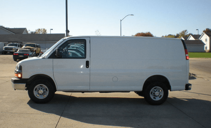 2014 Chevrolet Express 2500 Concept and Owners Manual