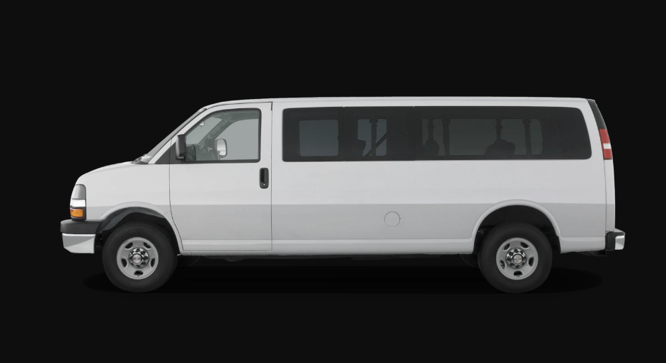 2014 Chevrolet Express 3500 Concept and Owners Manual