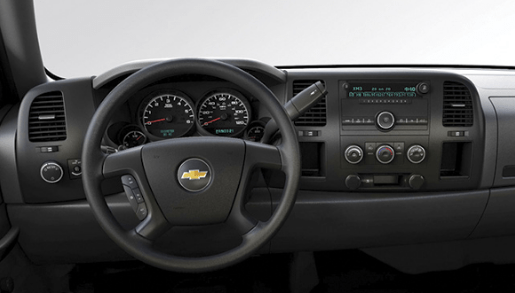 2014 Chevrolet Silverado 3500 Interior and Redesign