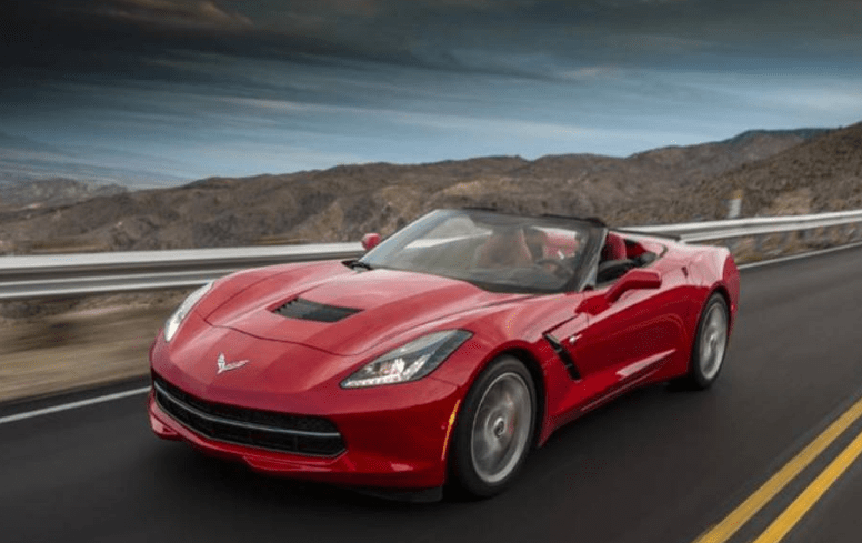 2014 Chevrolet Stingray Convertible Concept and Owners Manual