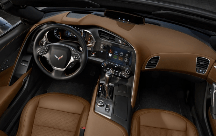 2014 Chevrolet Stingray Convertible Interior and Redesign