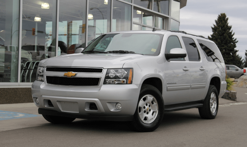 2014 Chevrolet Suburban Concept and Owners Manual