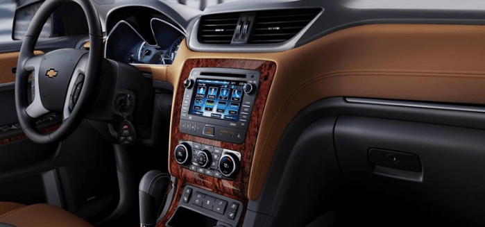 2014 Chevrolet Traverse Interior and Redesign
