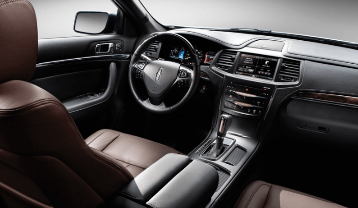 2014 Lincoln MKS Interior and Redesign