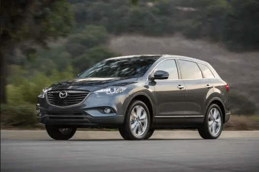 2014 Mazda CX-9 Owners Manual and Concept