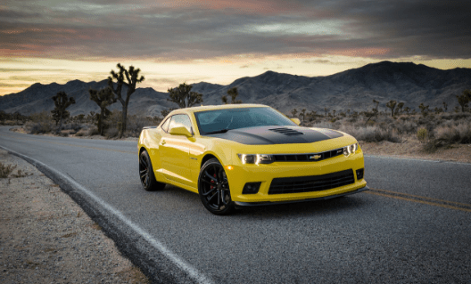 2015 Chevrolet Camaro Owners Manual and Concept