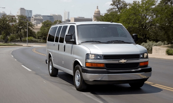 2015 Chevrolet Express 3500 Owners Manual and Concept