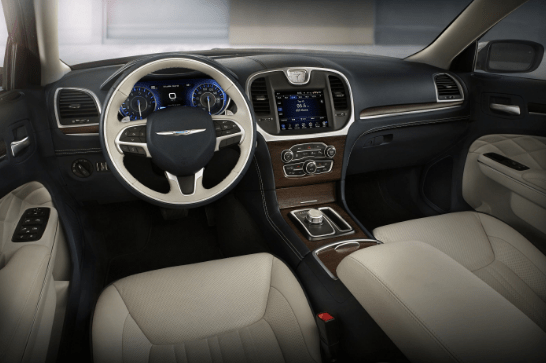 2015 Chrysler 300 Interior and Redesign