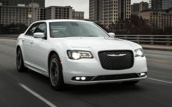 2015 Chrysler 300C Owners Manual and Concept