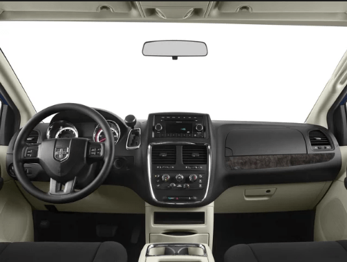 2015 Dodge Grand Caravan Interior and Redesign