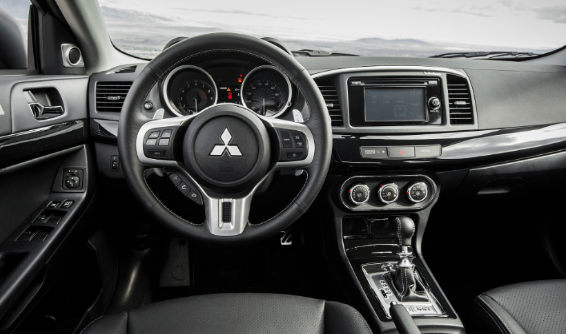 2015 Mitsubishi Lancer Evolution Interior and Redesign