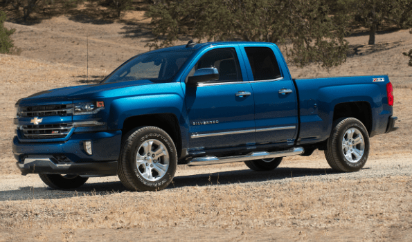 2016 Chevrolet Silverado 1500 Owners Manual and Concept
