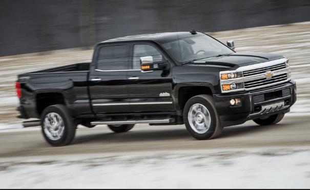 2016 Chevrolet Silverado 2500 Owners Manual and Concept