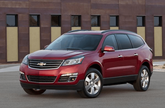 2016 Chevrolet Traverse Owners Manual and Concept