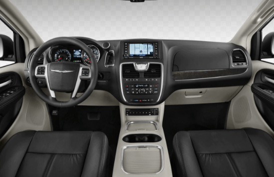 2016 Chrysler Town & Country Interior and Redesign