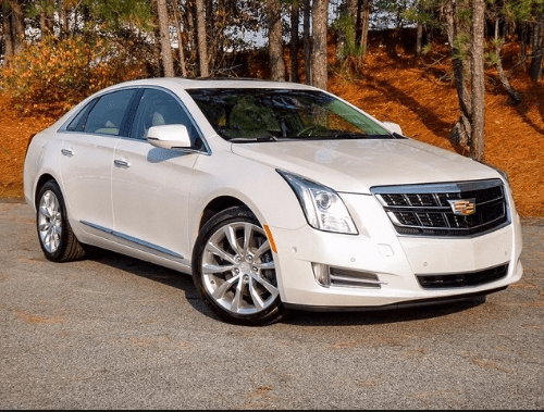 2017 Cadillac XTS Owners Manual and Concept