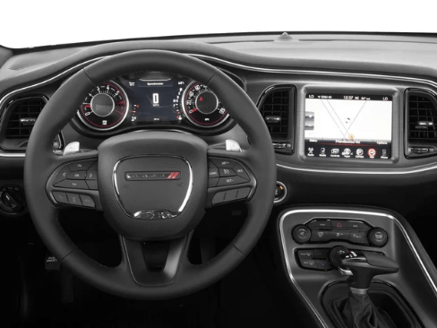 2017 Dodge Challenger Interior and Redesign