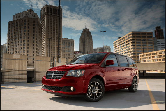 2017 Dodge Grand Caravan Owners Manual and Concept